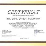 lek.dent. Dymitr Płationow 30