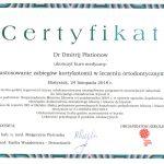 lek.dent. Dymitr Płationow 43